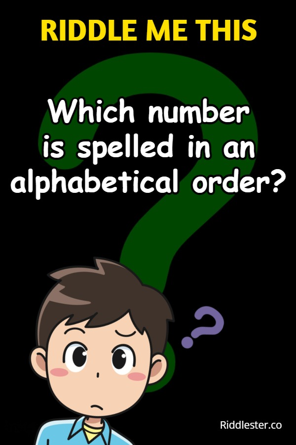 numbers riddle