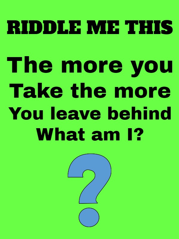 riddle me this brainteasers