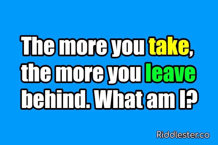 riddle take