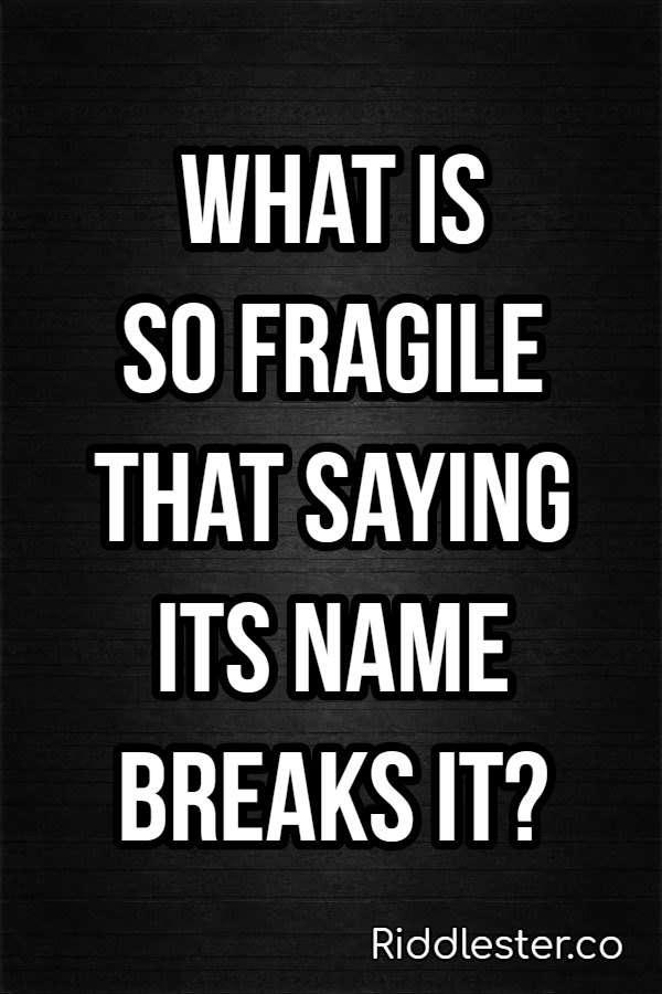 tricky riddles quiz