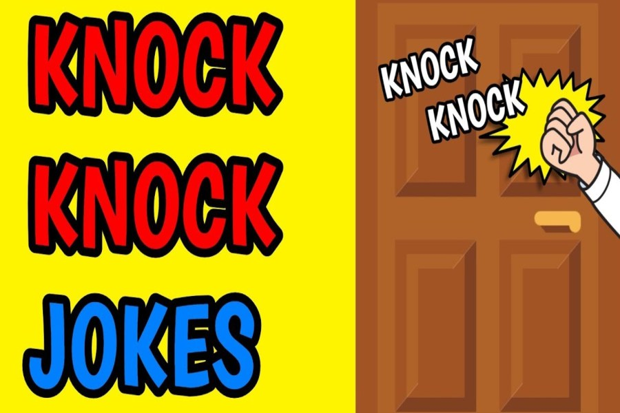 100 Best Knock Knock Jokes For Kids To Tell Your Friends Riddlester