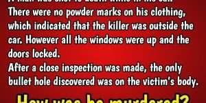 car murder mystery