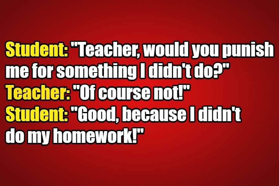 english teacher jokes