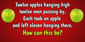 10 tricky riddles with answers