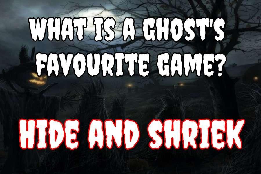 ghost jokes for kids