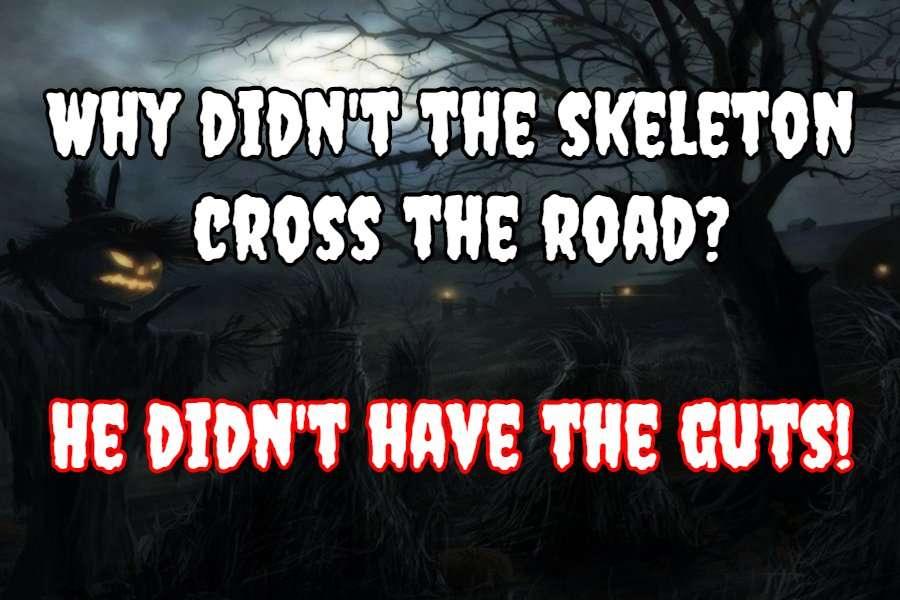 halloween joke