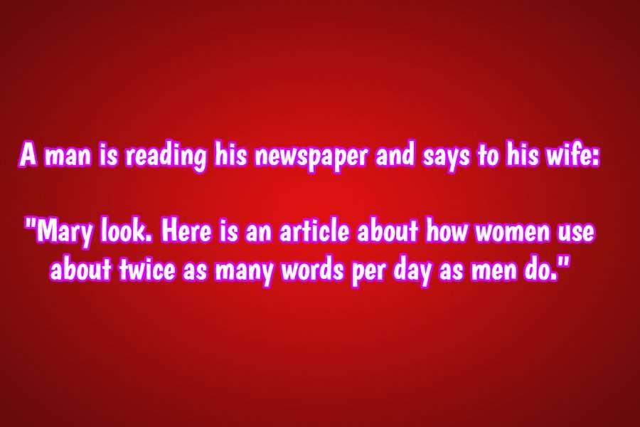joke women use