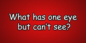 eye riddle