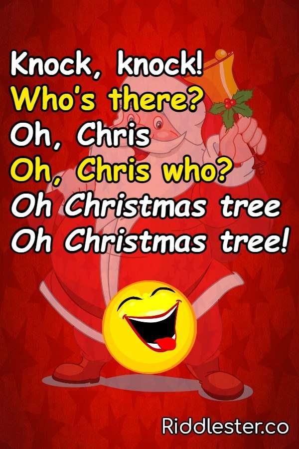 christmas jokes clean