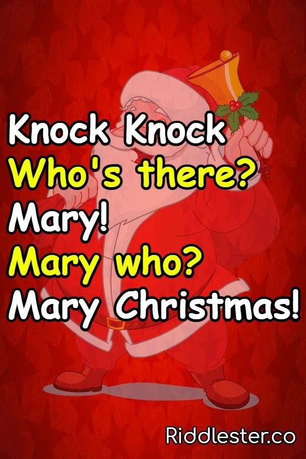 short christmas jokes