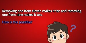 eleven riddle