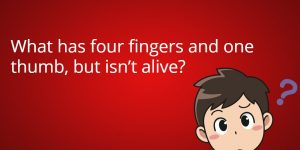 four fingers riddle