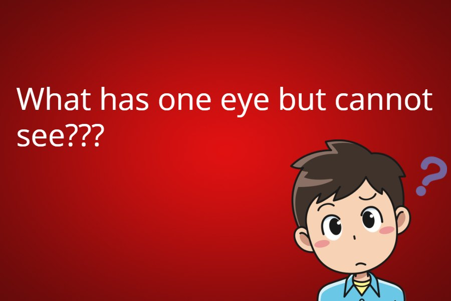 one eye riddle