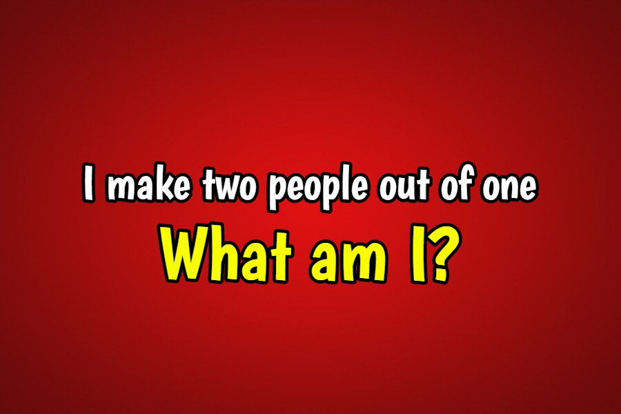 two people riddle