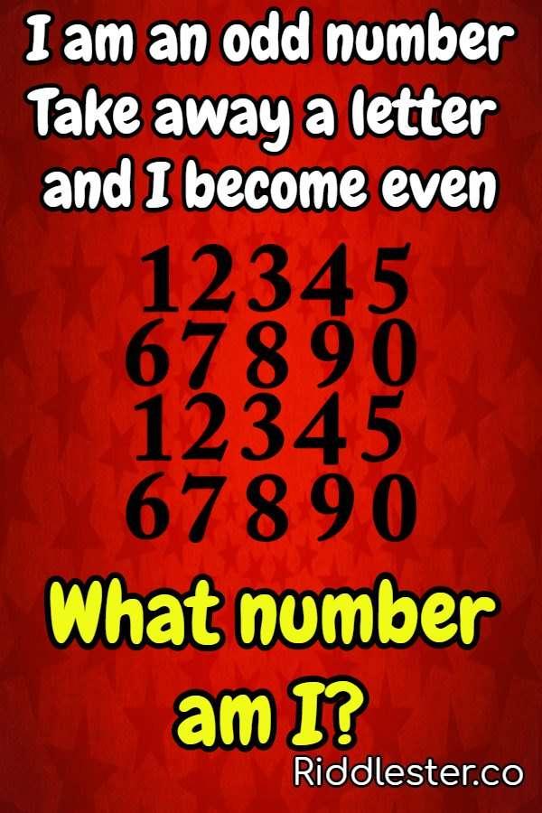 number riddles