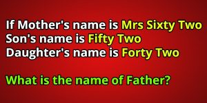what is name of father
