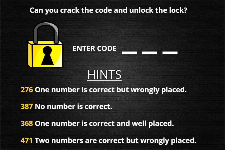 can you crack the code puzzle