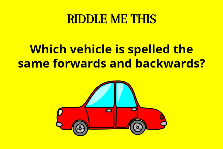 Riddles that'll stretch your brain