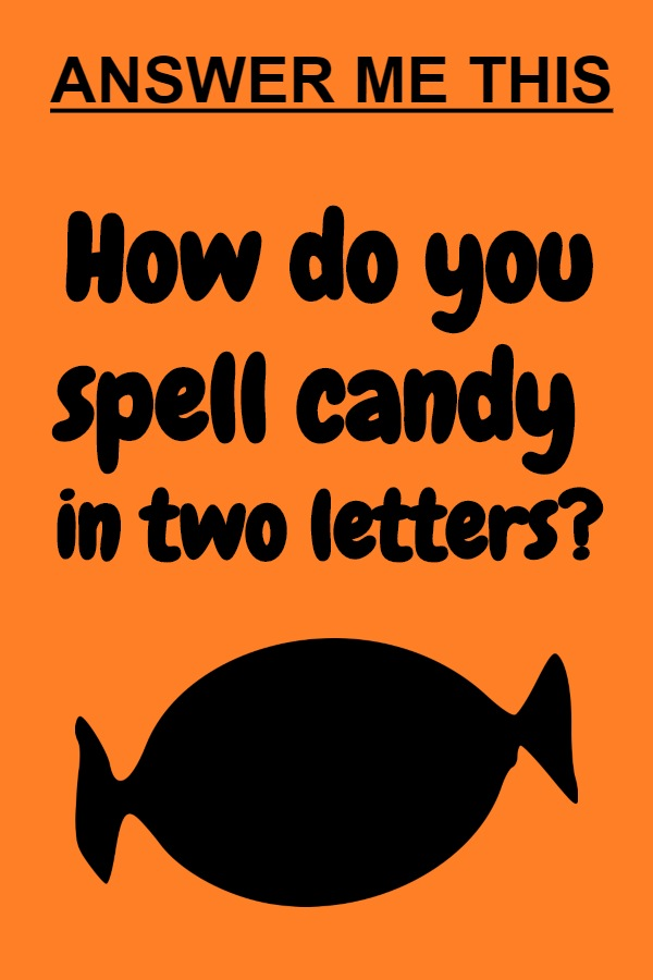 candy riddle