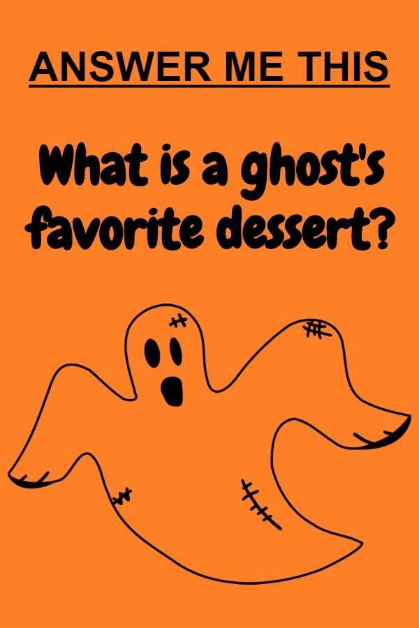 halloween riddles fun