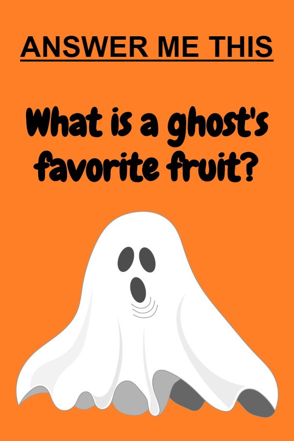 halloween riddles with answers