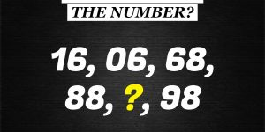 Can you solve this number riddle