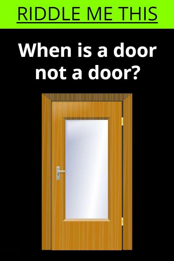 door riddle
