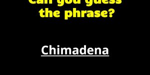 chimadena