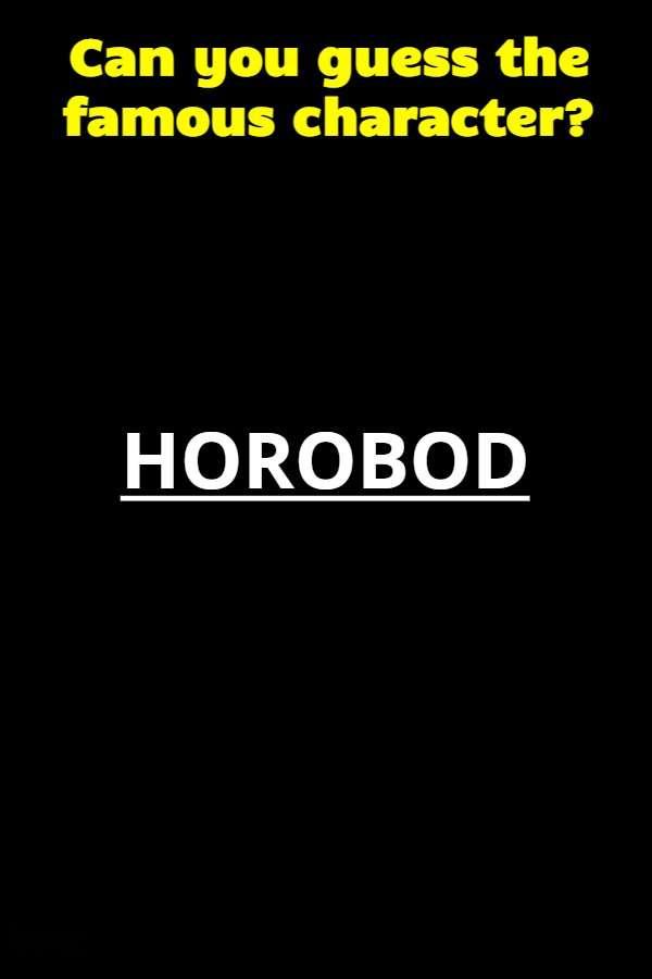 horobod answer