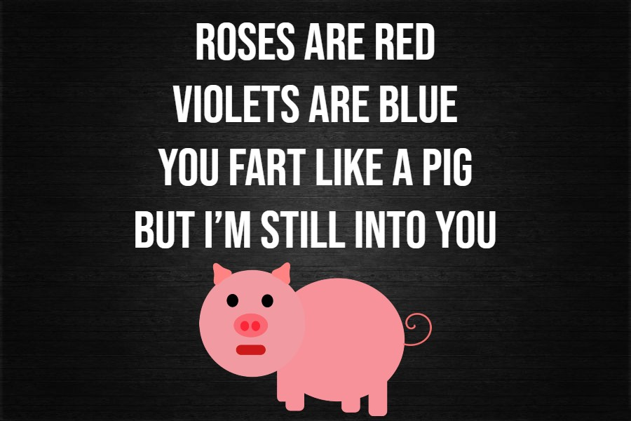 roses are red violets poems